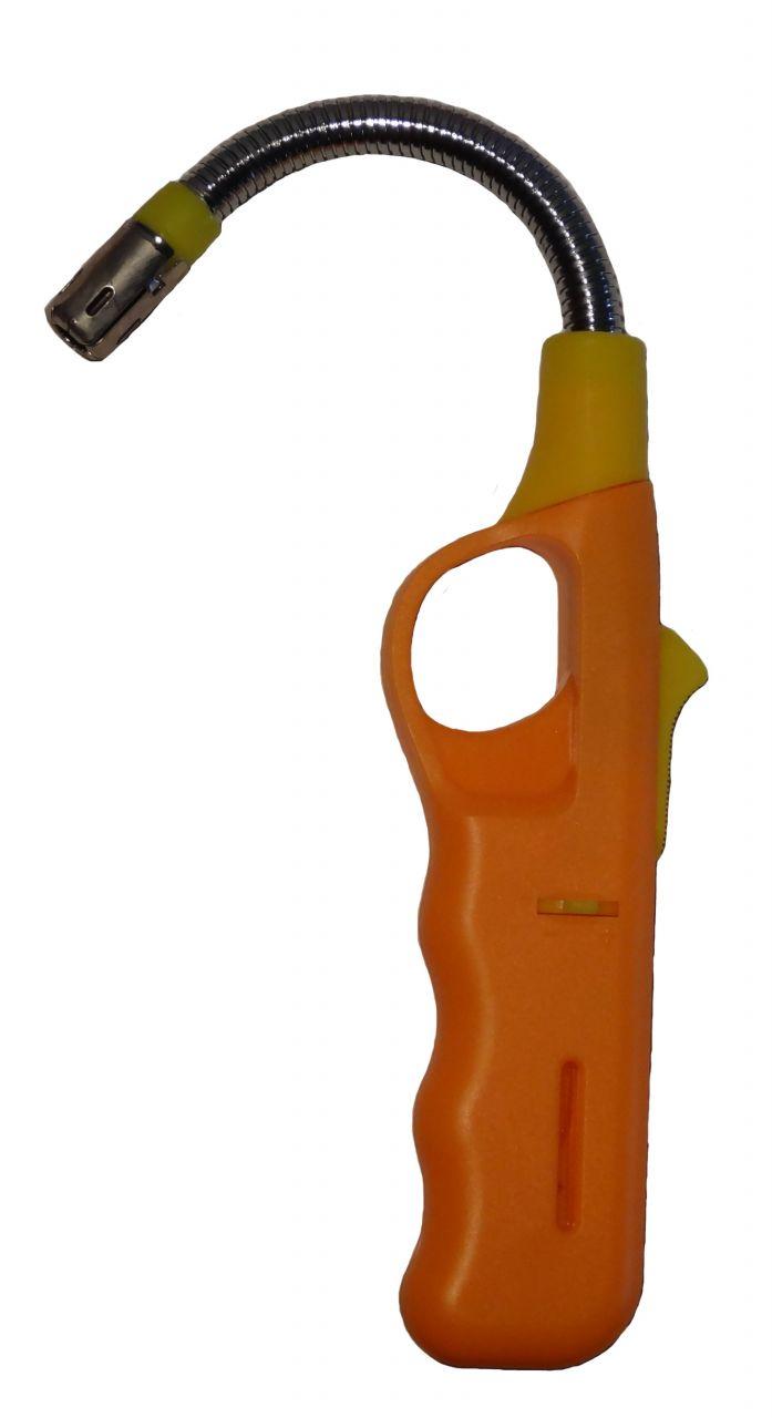 Gázgyújtó flexibilis, hajlítható fejjel 3 szín