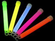 Világító rúd, Party Fénycső nyakbaakasztható Glow Stick