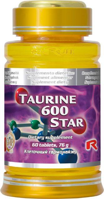 STARLIFE - TAURINE 600