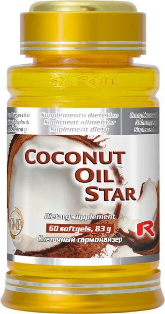 STARLIFE - COCONUT OIL STAR