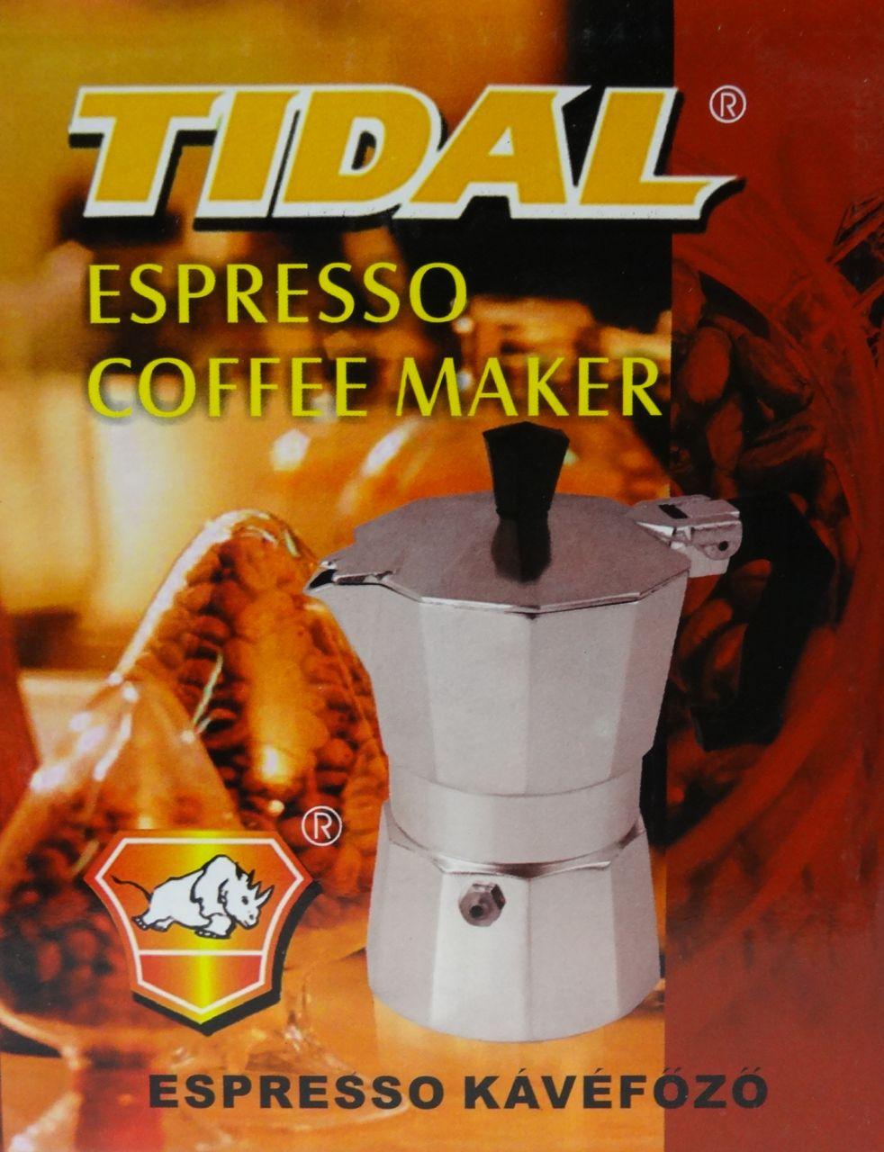 Kávéfőző 1 személyes - Tidal