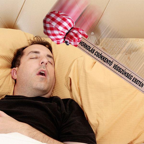 Horkolásgátló - Vegyes tréfás termékek
