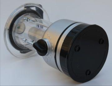 Hordozható 12 Led lámpa kemping lámpa elemes - 7365-12