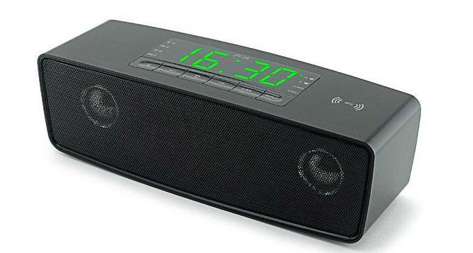 Bluetooth hangszóró, Tel.kihangosító, akkumulátorral, NFC, Mp3, USB, TF/Micro SD kártya, Rádió 3,5 jack - JY-16
