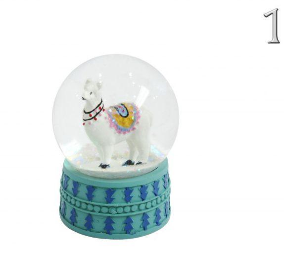 Havazós gömb láma 8,5cm 144203 4féle
