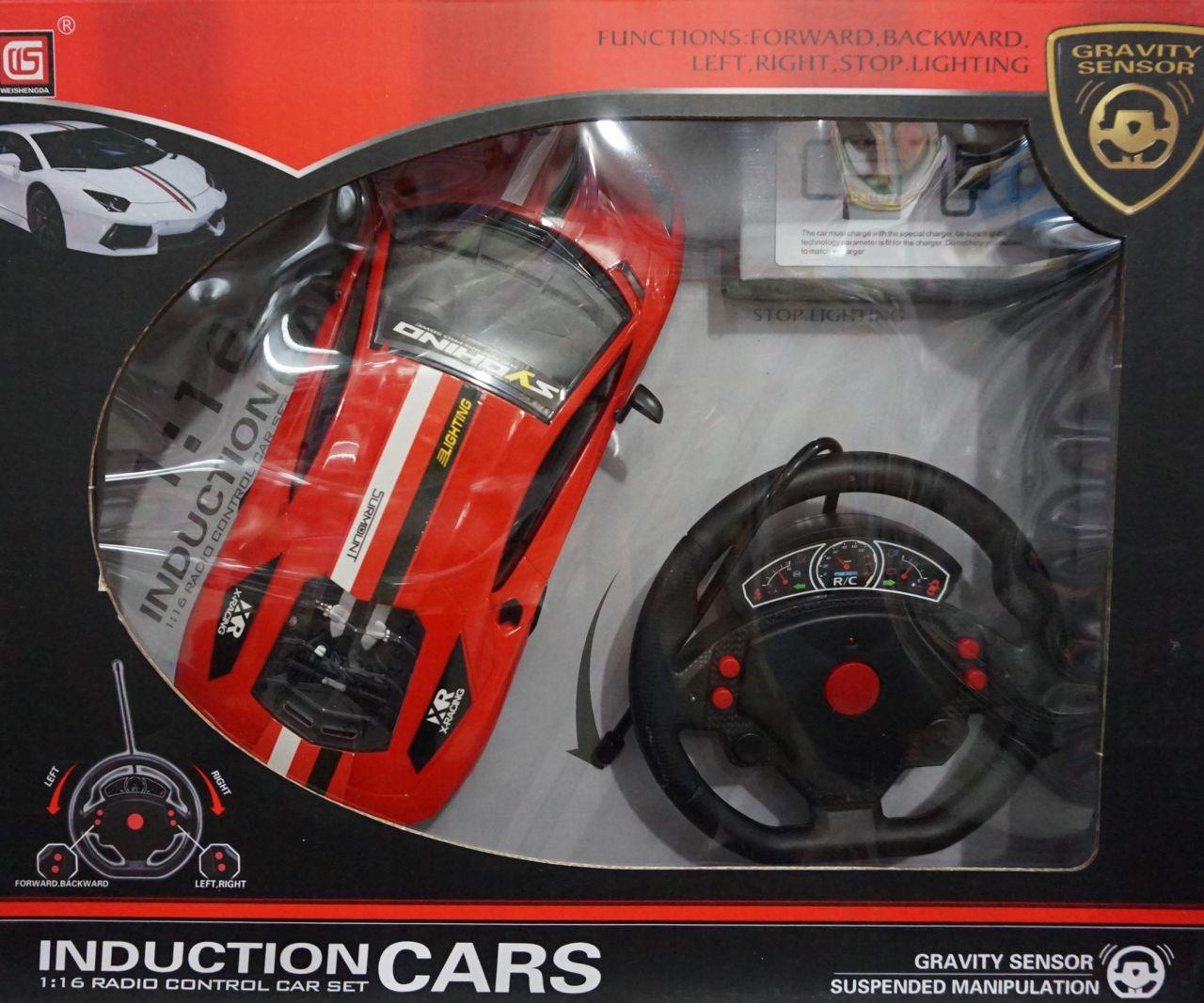 RC Távirányítós autó Induction Cars Gravity Sensor - Lamborghini CV8818-93D