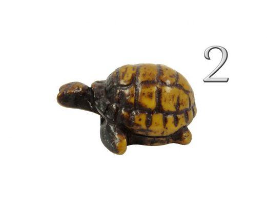 Teknős duci 5,5x2cm ATU014 2féle - Egzotikus ajándék