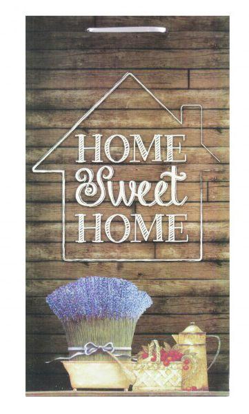 Falikép Sweet home 25x48cm 8-9428 - Falikép