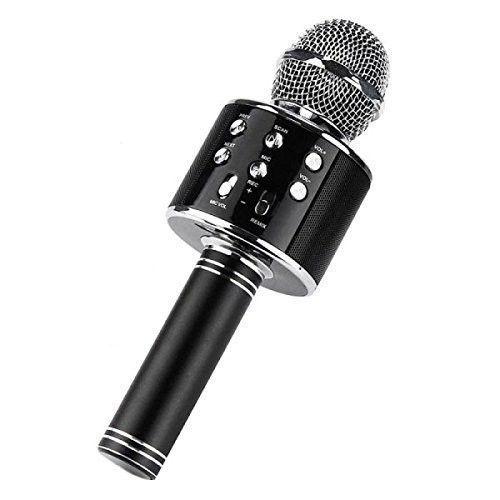 Vezeték nélküli Karaoke Bluetooth Mikrofon Hangszóró - WS-858