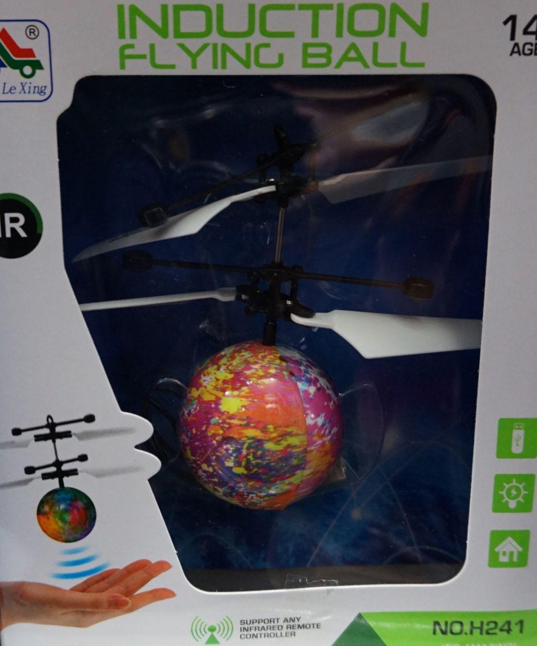 Infra irányítású Repülő Labda No.H241 - gyerek játék