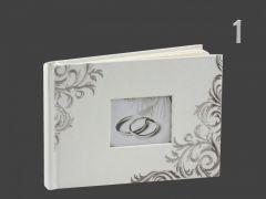 0b6585463a Vendégkönyv Our Wedding 2féle - Esküvői kellékek