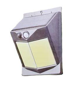 Vezeték nélküli Napelemes 96 COB LED fali lámpa fény-mozgásérzékelős - 96 COB LED